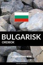 Bulgarisk ordbok: En ämnesbaserad metod