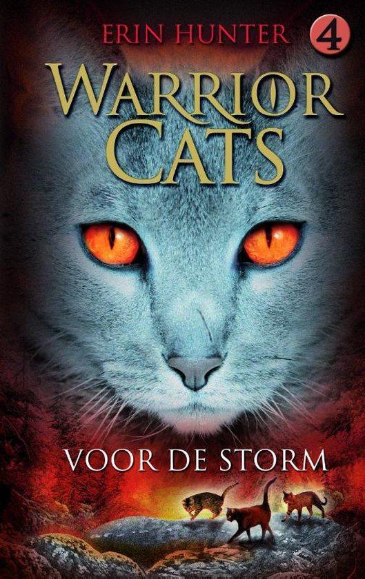 Warrior Cats | Originele serie 4 - Voor de storm - Erin Hunter |