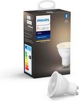Philips Hue Losse Lamp - White - GU10 - Bluetooth