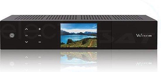 Vu+ Duo 4K, hybride ontvanger met FBC DVB-S (satelliet) tuner