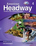 American Headway - second edition 4 student's book + cd-rom