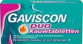 Gaviscon DUO - Maagzuurremmer - 24 Kauwtabletten