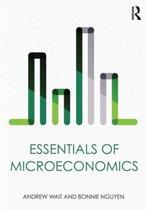 Boek cover Essentials of Microeconomics van Bonnie Nguyen