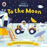 Boek cover Little World: To the Moon van