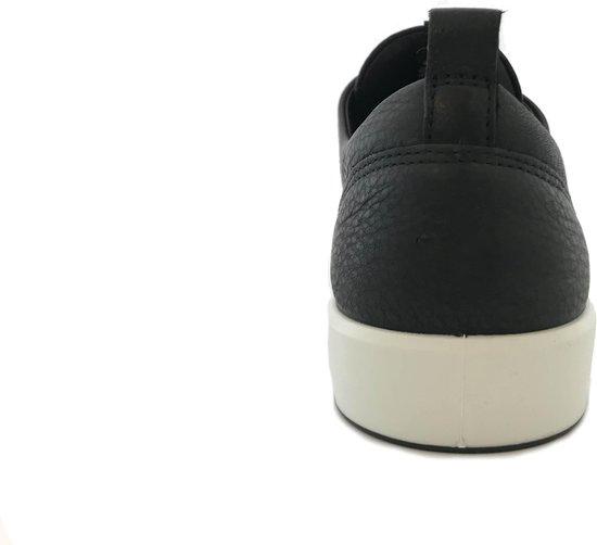 Ecco Soft 8 Dames Instapschoen - Zwart Maat 40 61FnE9