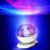 MikaMax - Aurora Laser Projector - LED - Laser