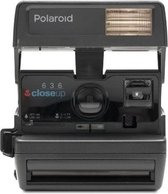 Polaroid Originals 600 Refurbished - Zwart