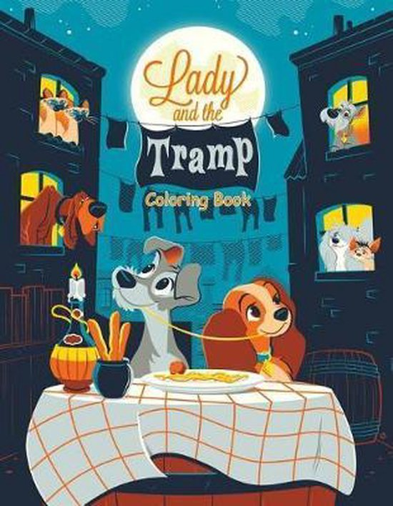 Bol Com Lady And The Tramp Juliana Orneo 9781986823975 Boeken