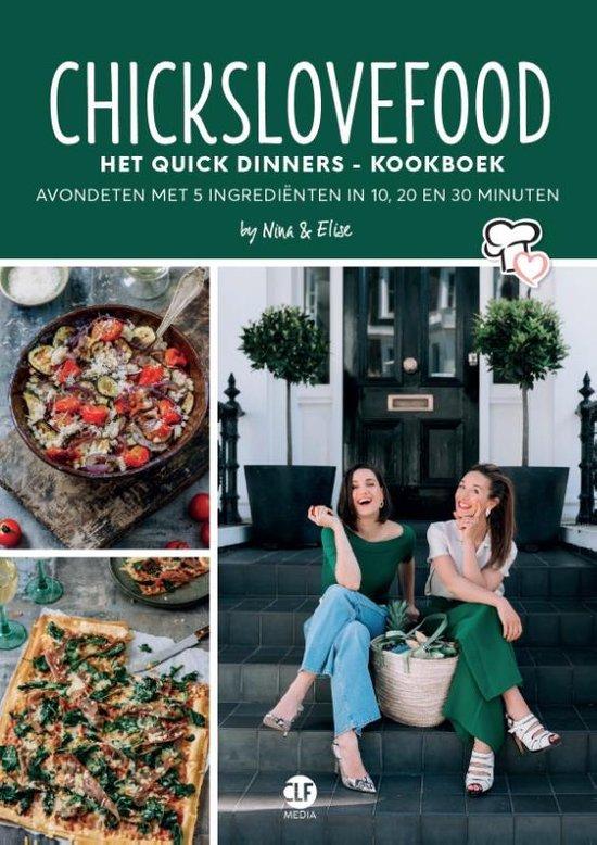 Chickslovefood - Het quick dinners - kookboek