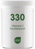 AOV 330 Ascorbinezuur Vitamine C -  250 gram - Vitaminen - Voedingssupplementen