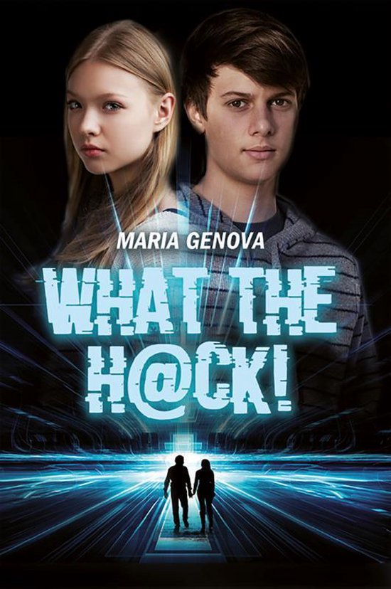 Boek cover What the hack! van Maria Genova (Hardcover)