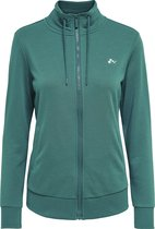 Only Play Elina High Neck Sweat Dames Sportbroek - Shaded Spruce - Maat XS