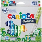 Carioca T-shirt Cromatex textiel stiften