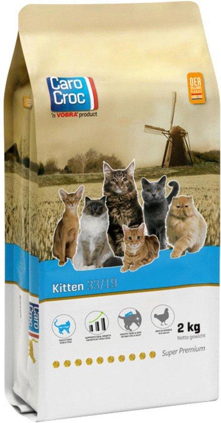 Carocroc Kitten - Kip - 2 kg