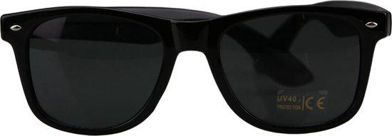 Smitshopper Heren Zonnebril - Zwart