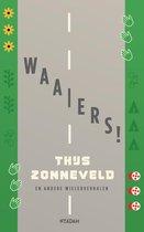 Boek cover Waaiers! van Thijs Zonneveld