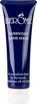Herome Overnight Hand Mask – 40ml. – Nooit meer schrale handen! Het masker heeft een celregenererende werking, stimuleert de bloedsomloop en voorkomt nare kloven.