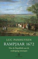 Boek cover Rampjaar 1672 van Luc Panhuysen (Onbekend)