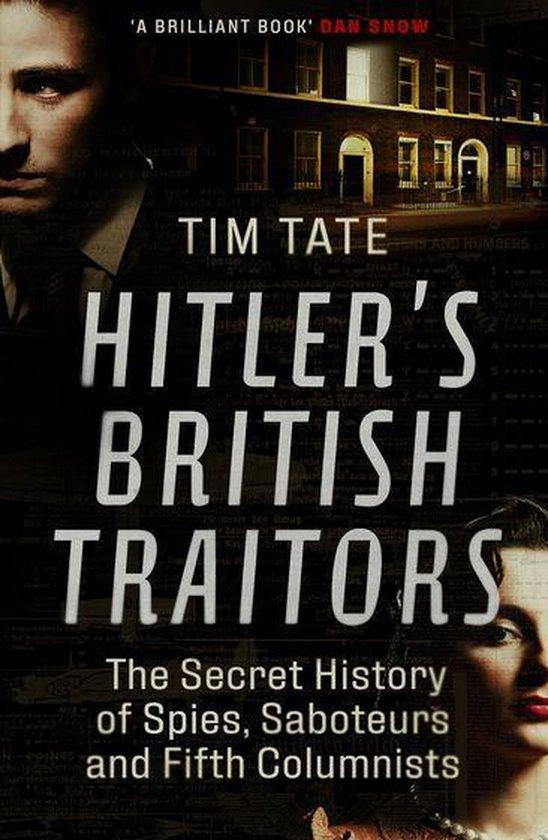 Afbeelding van Hitlers British Traitors