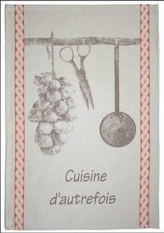 Theedoek Cuisines d'Autrefois