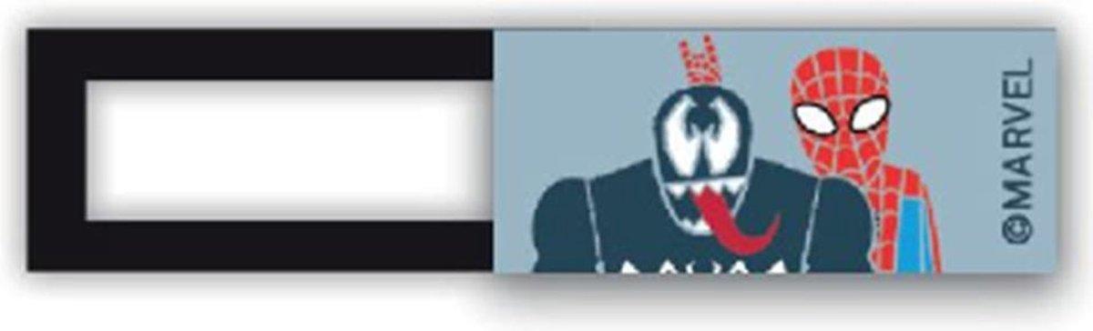 Webcam cover - licentie™ - Spiderman 04 - blauw