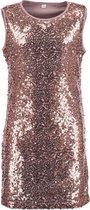 Zeeman kinder jurk - roze - maat 158/164