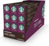 Starbucks by Nespresso Caffe Verona Dark Roast capsules - 120 koffiecups