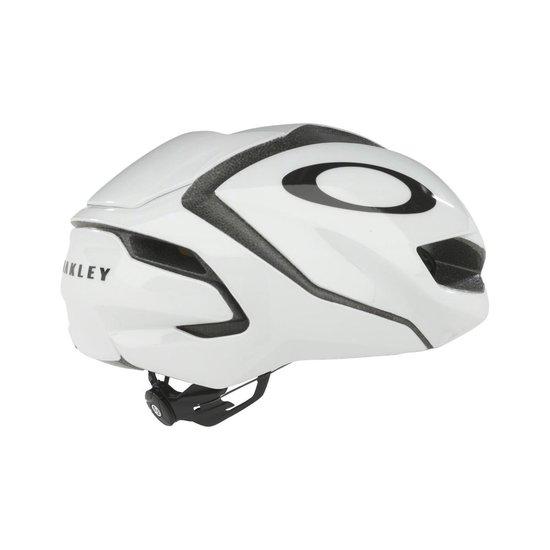 Oakley ARO5 MIPS Fietshelm Polished White maat : S