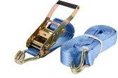 Spanband 4 ton - 15 meter   Blauw