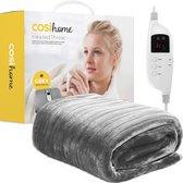 Cosi® XL- elektrische deken- bovendeken 180 x 130 cm - Grijs