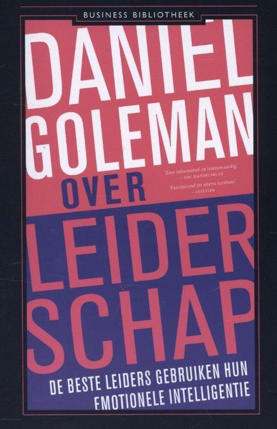 Over leiderschap - Daniel Goleman |