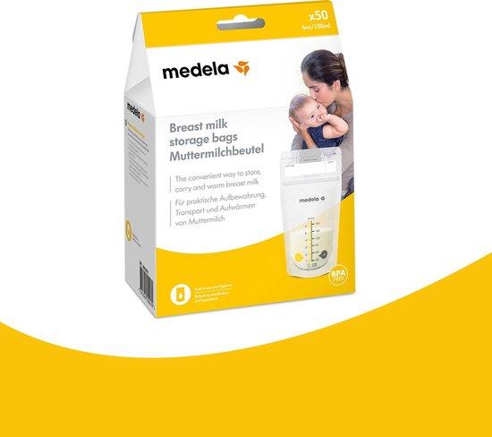 Medela Moedermelk bewaarzakjes - 50 Stuks