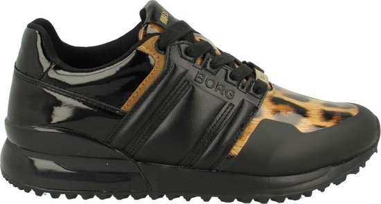 Bjorn Borg R230 Low Leo W 2000 Zwart Sneakers Dames (1941 471505) lO9EWK