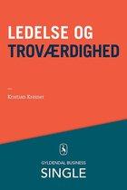 Boek cover Ledelse og troværdighed van Kristian Kreiner