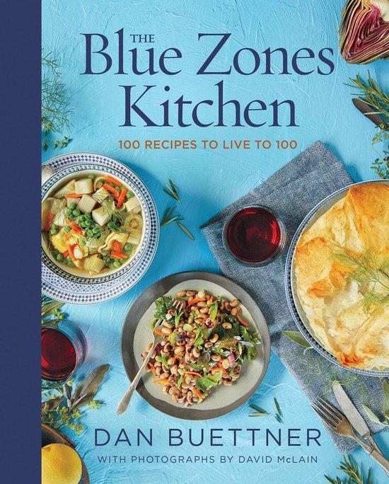 Boek cover The Blue Zones Kitchen van Dan Buettner (Onbekend)