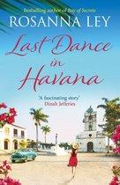 Omslag Last Dance in Havana