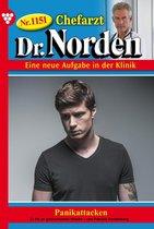 Chefarzt Dr. Norden 1151 – Arztroman