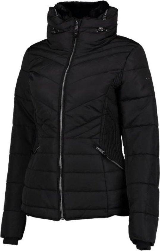 | Tom Tailor Puffer dames jas XXXL black
