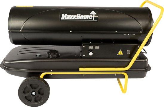 MaxxHome Heteluchtkanon - Petroleum - Diesel - 34Kw met Thermostaat