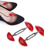 Phannie Verstelbare Schoenspanner (2 stuks) - Voor Alle Soorten Schoenen - Schoenoprekker - Unisex - Kunststof