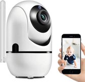 Monvelli Indoor IP Camera Pro - 1080P WIFI Smart Camera