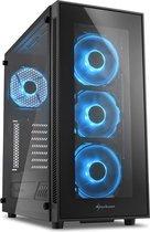 AMD Ryzen 5 2600 High-End Game Computer / Streaming PC - RTX 2060 6GB - 16GB RAM - 480GB SSD - 2TB HDD - TG5