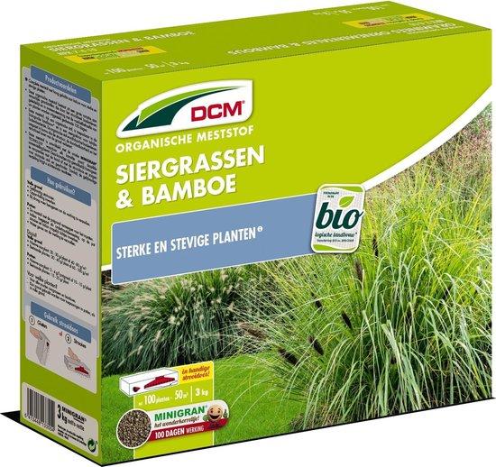 DCM Meststof Siergrassen & Bamboe (3KG)