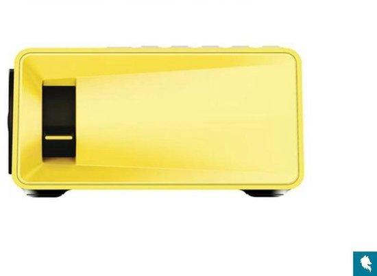 Parya Official - Mini Beamer - Full HD - Mini Projector