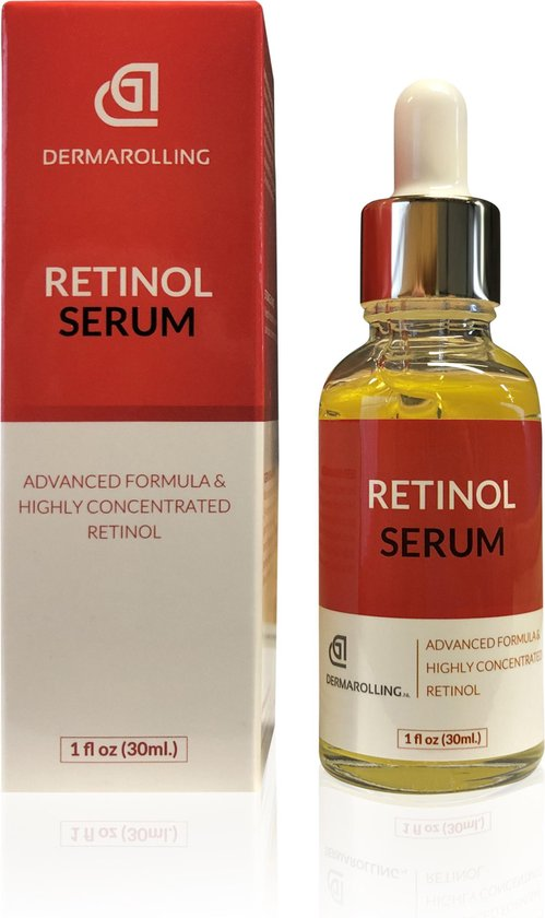 Retinol Rejuvenating Serum - 30 ml