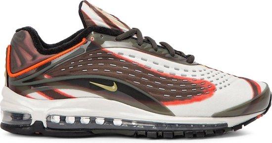 Nike Air Max Sneakers Heren - Groen / Beige - Maat 42