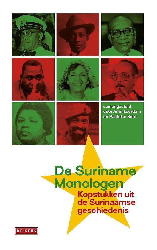 De Suriname-monologen - Diverse auteurs |