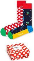 Happy Socks Christmas Gift Box - 2-pack