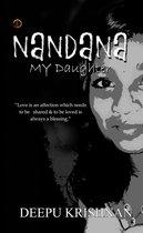 Omslag NANDANA MY DAUGHTER