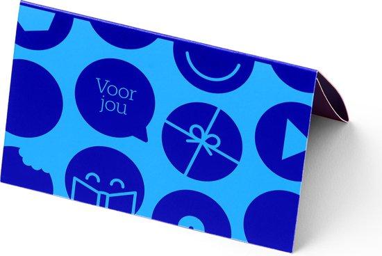 bol.com cadeaukaart - 25 euro - Voor jou